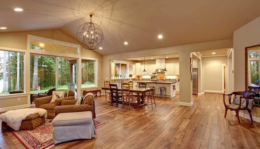 Top 4 Reasons Hardwood Floors Are the Best Flooring Option for Your Home