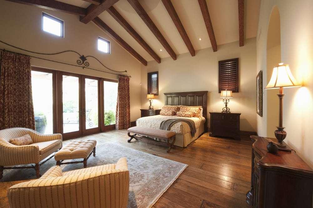 top 5 best flooring ideas for a master bedroom