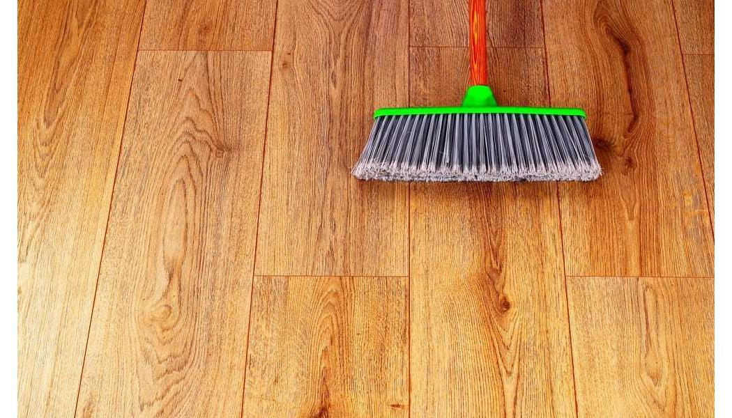 sweeping-wood-floor