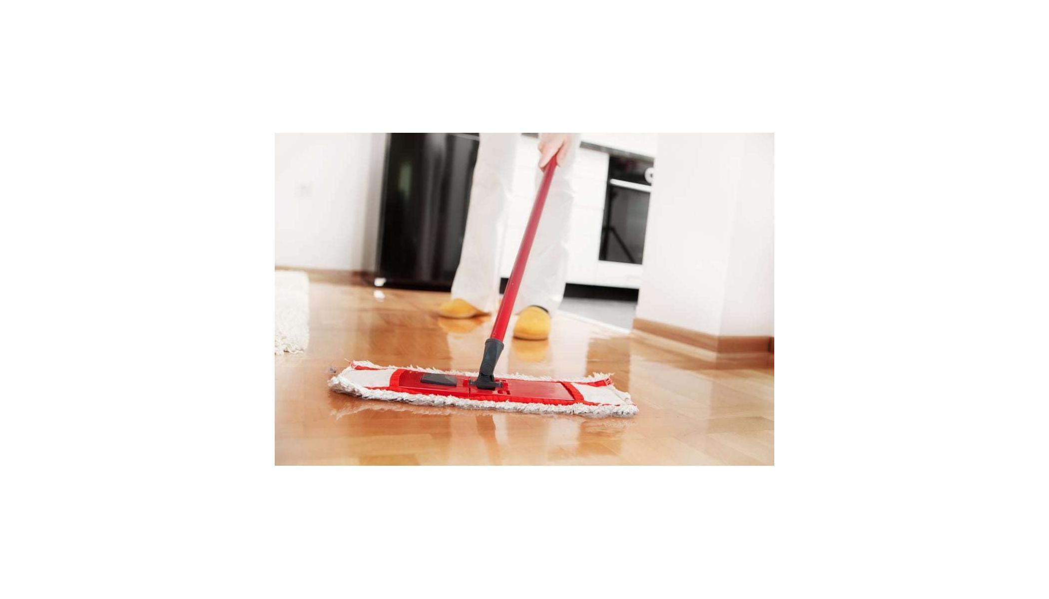 Clean Wood Floor