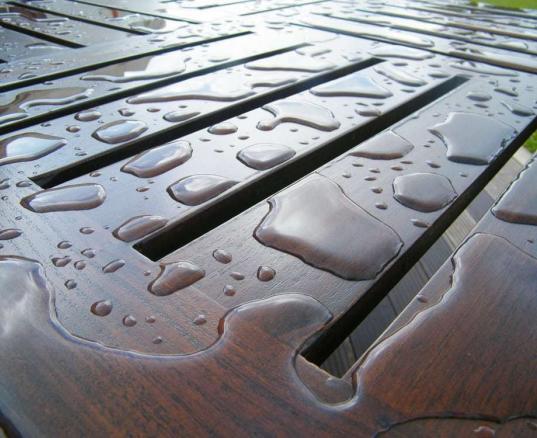 water resistant floor