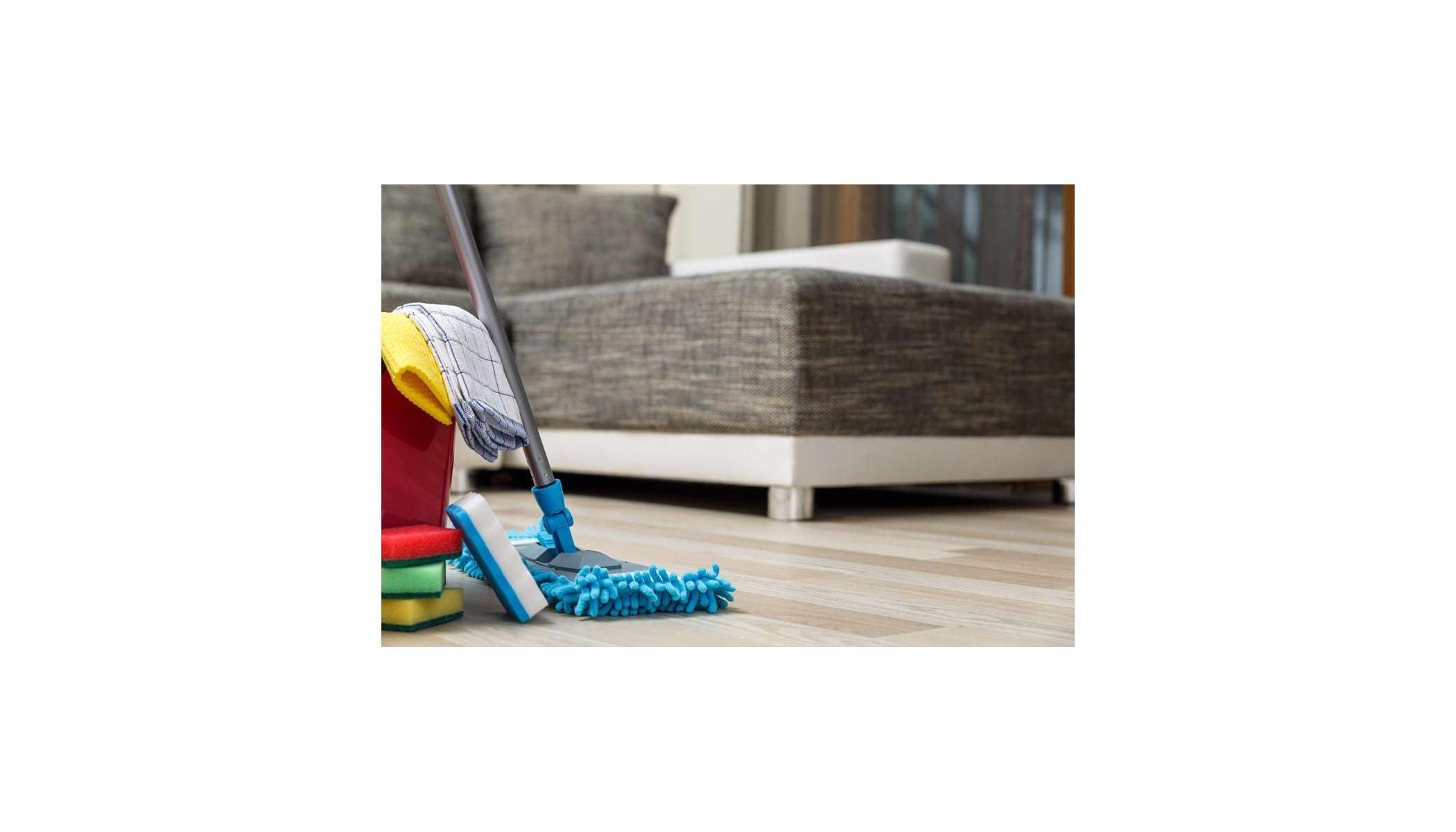 how to clean yellowed vinyl flooring