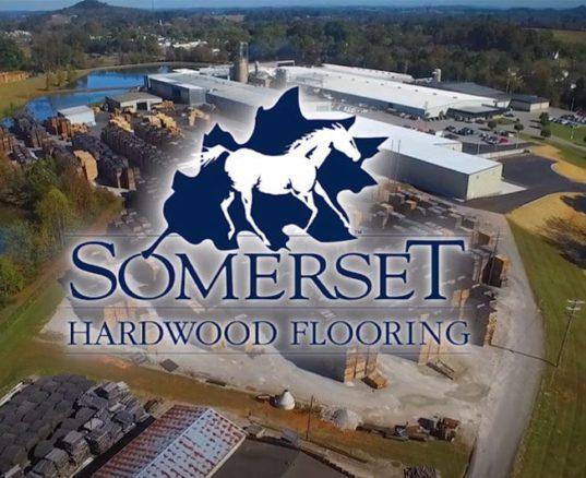 Somerset Hardwood Flooring Logo