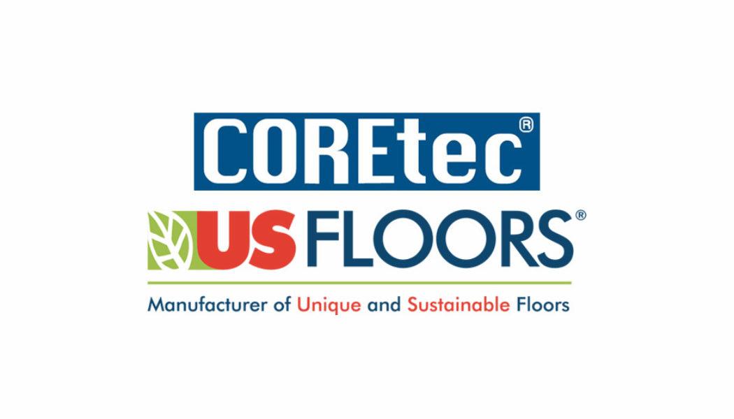 COREtec Flooring & US Floors Logo