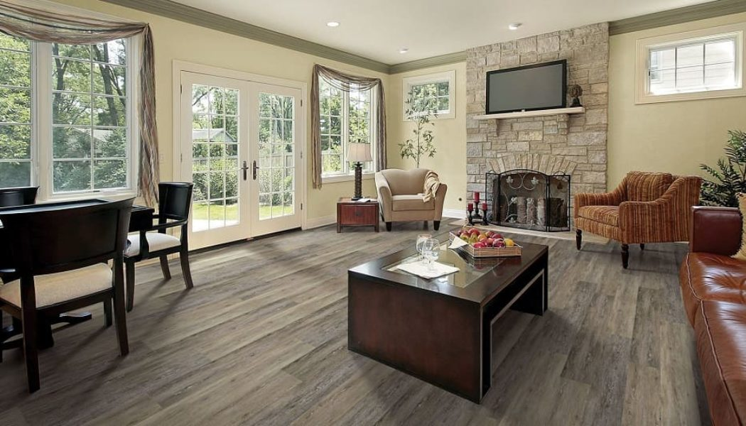 COREtec Pro Plus XL Enhanced HD living room scene